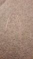 Цепочка,розовое золото,60см
