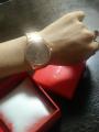 Очень крутые и стильные часы)