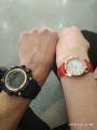 Очень хорошие часы,  жена очень довольна