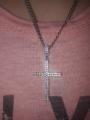 Прекрасный крестик от sunlight