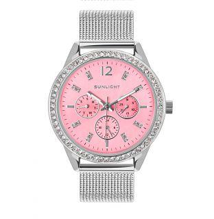 Часы женские SUNLIGHT: zamak-3 — купить в интернет-магазине Санлайт, фото, артикул 85515