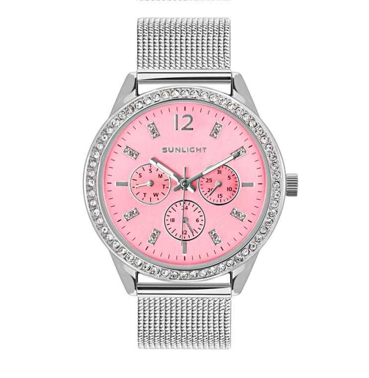 Sunlight стоимость часы часы продать желтые заря