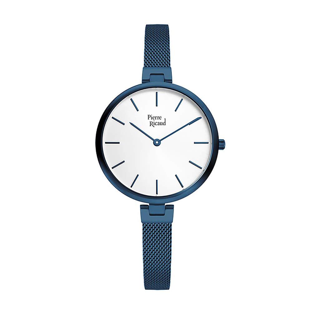 Фото «Женские кварцевые часы P22061.L113Q на стальном браслете с минеральным стеклом»