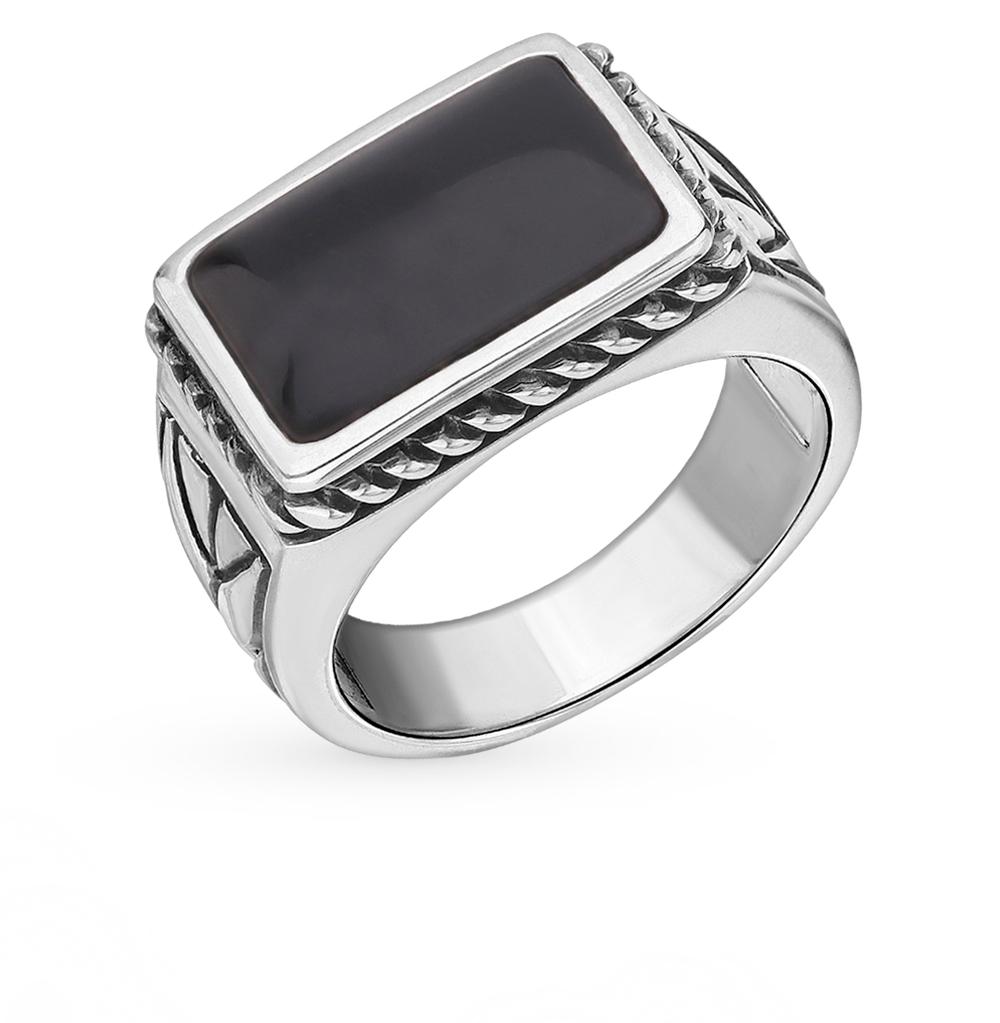 Серебряное кольцо с яшмой в Екатеринбурге