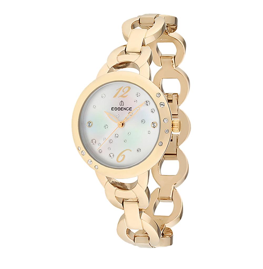Женские часы D884.120 на стальном браслете с IP покрытием с минеральным стеклом в Санкт-Петербурге
