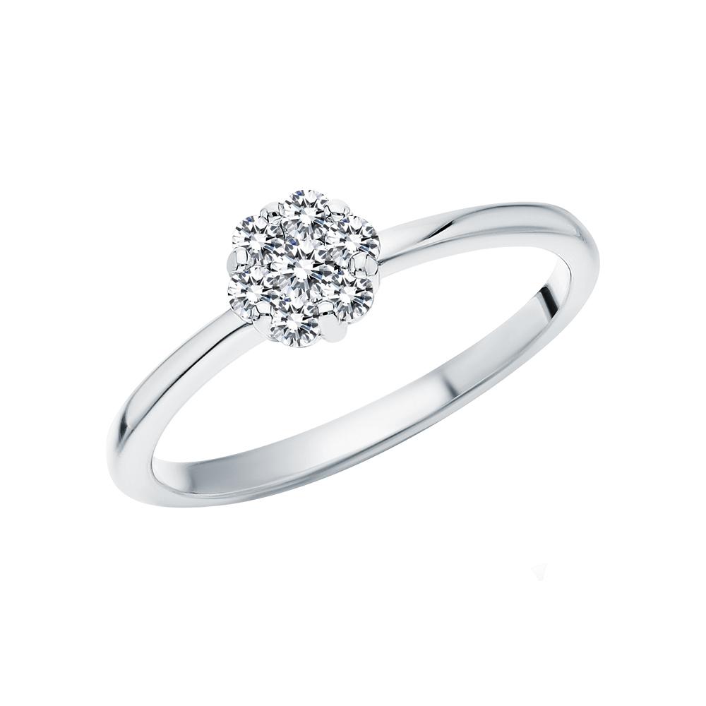 Золотое кольцо SUNLIGHT «Бриллианты Якутии» в Санкт-Петербурге