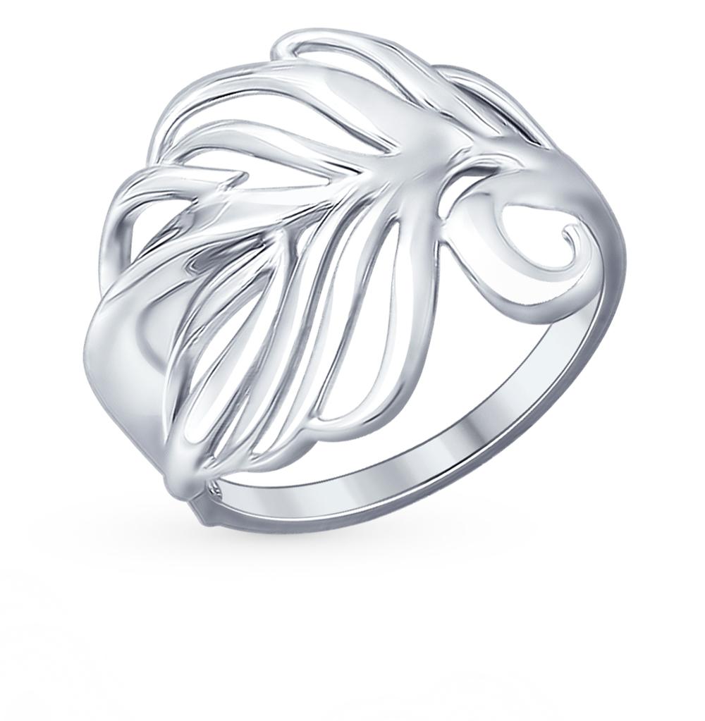 серебряное кольцо SOKOLOV 94012188