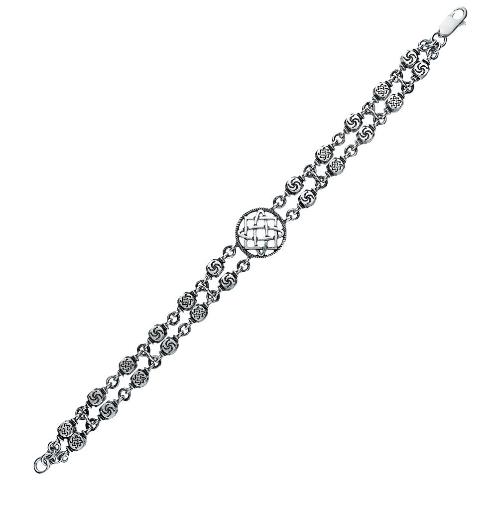 Славянский серебряный браслет в Екатеринбурге