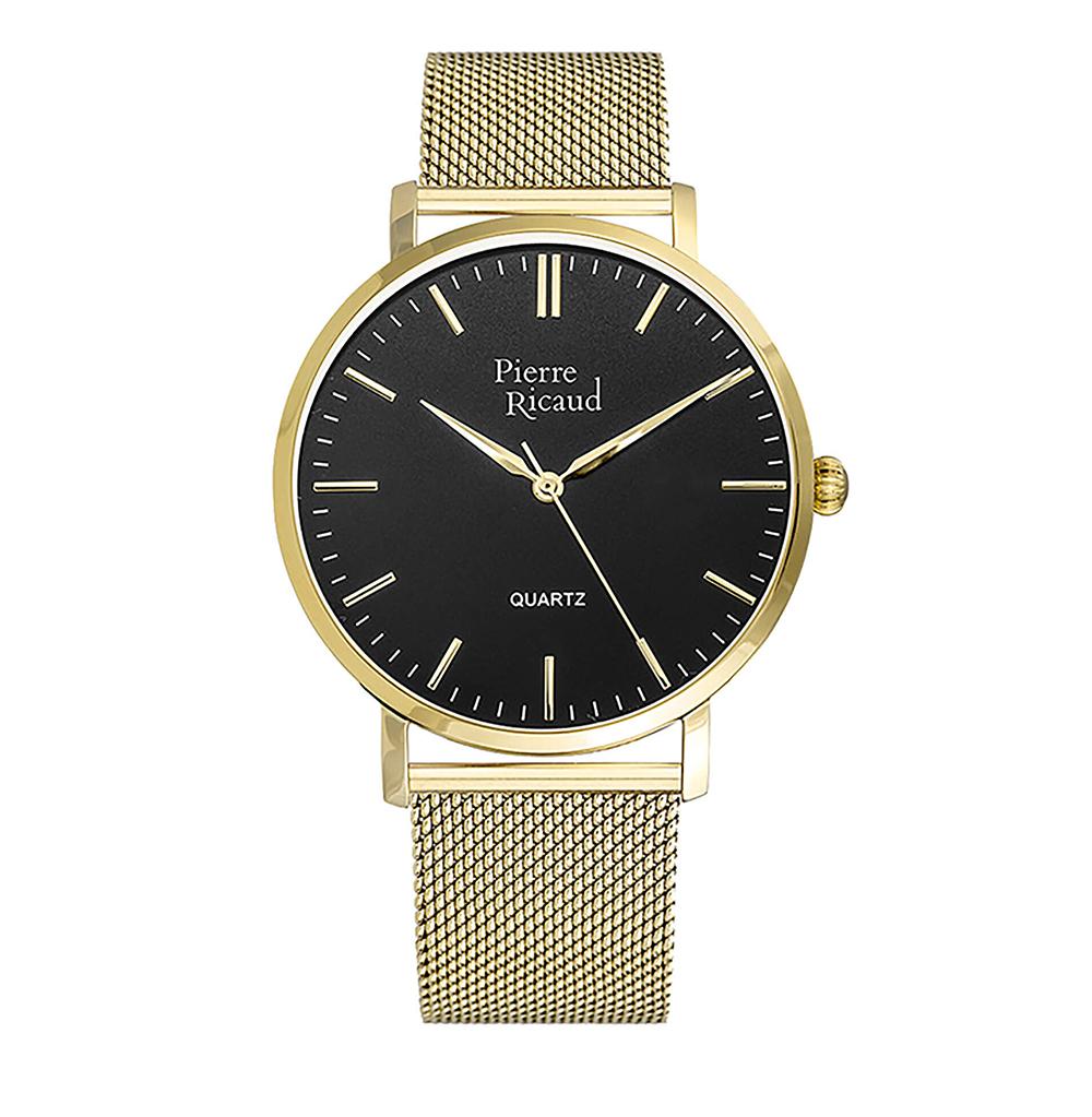 Мужские кварцевые часы P91082.1114Q на стальном браслете с минеральным стеклом в Екатеринбурге