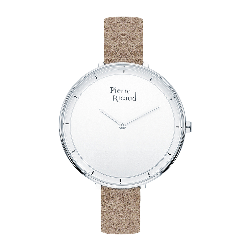 Фото «Женские кварцевые часы P22100.5G13Q на кожаном ремешке с минеральным стеклом»