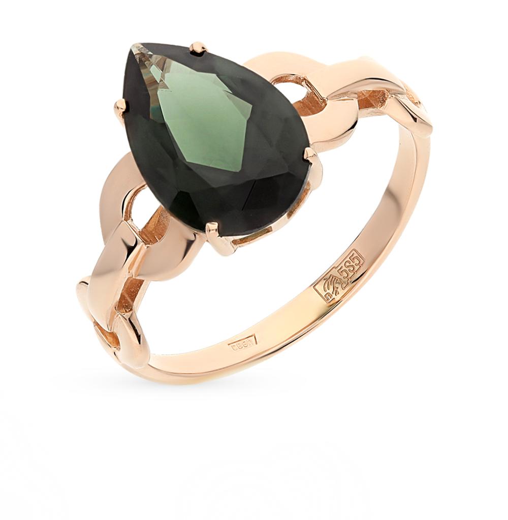 Золотое кольцо от SUNLIGHT