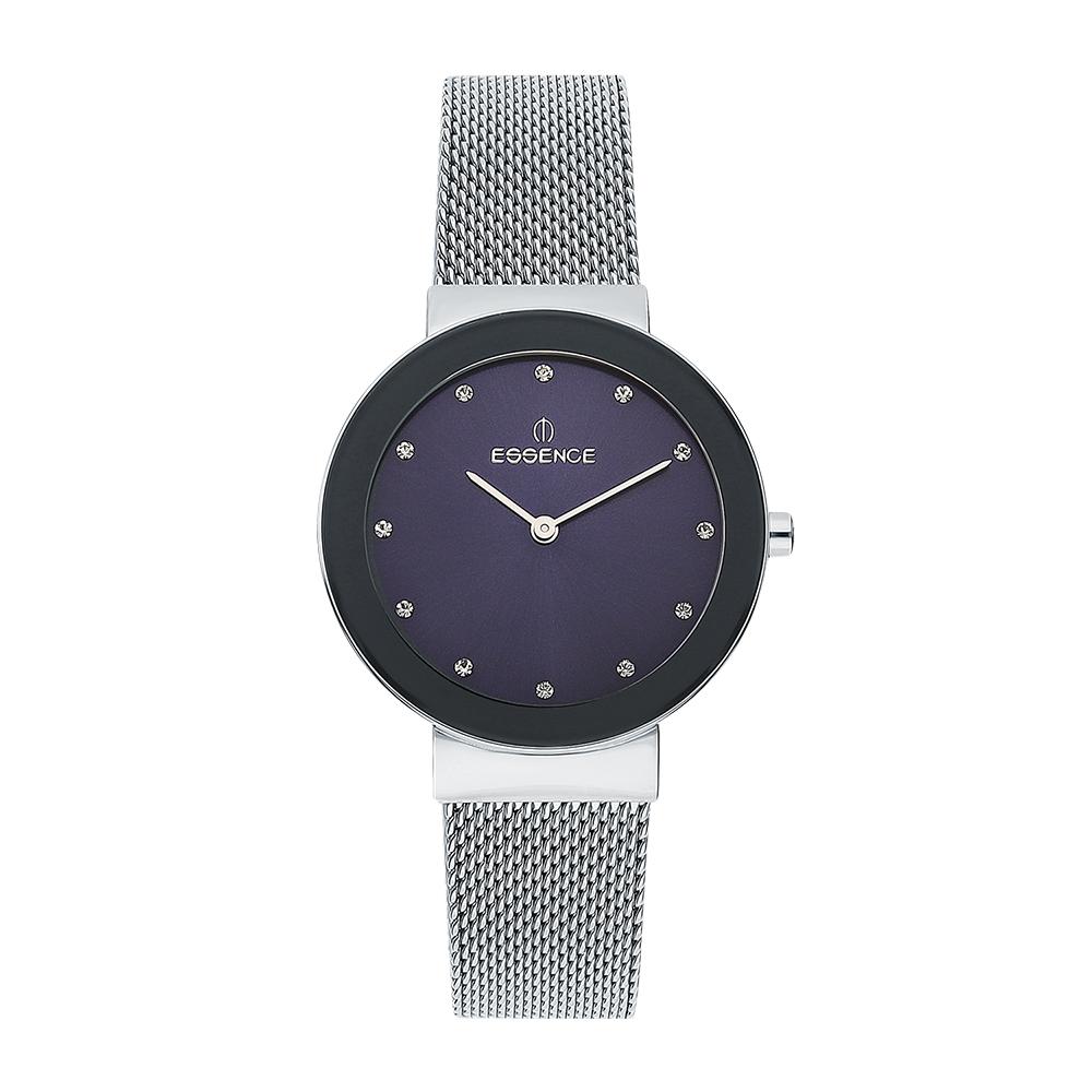 Женские  кварцевые часы ES6563FE.390 на стальном браслете с минеральным стеклом в Санкт-Петербурге