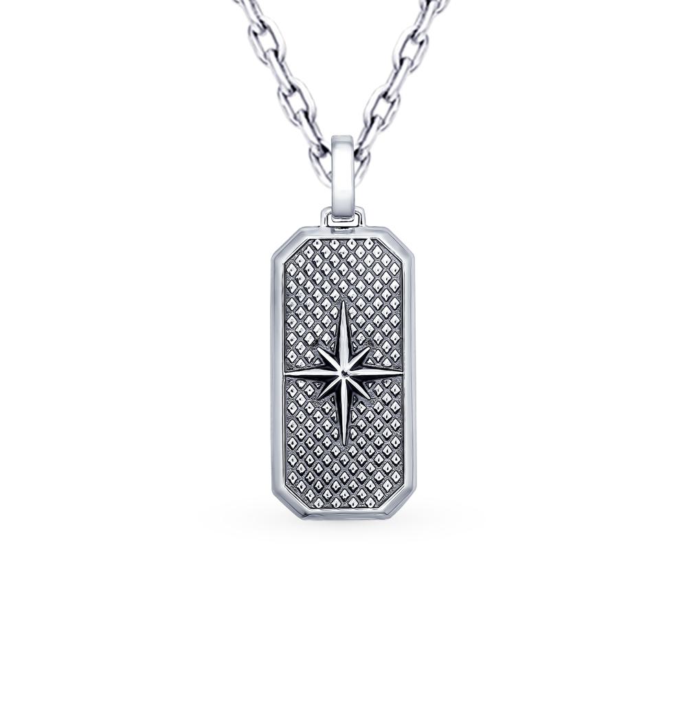 серебряная подвеска SOKOLOV 95030162