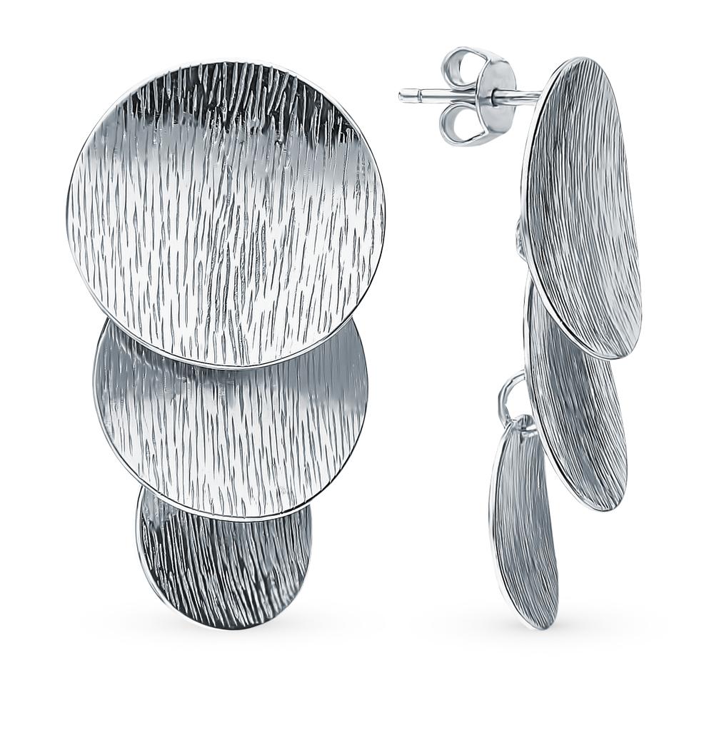 Серебряные серьги в Санкт-Петербурге
