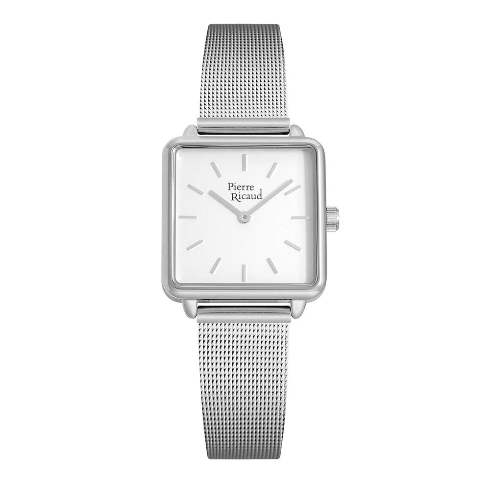 Фото «Женские кварцевые часы P21064.5113Q на стальном браслете с минеральным стеклом»