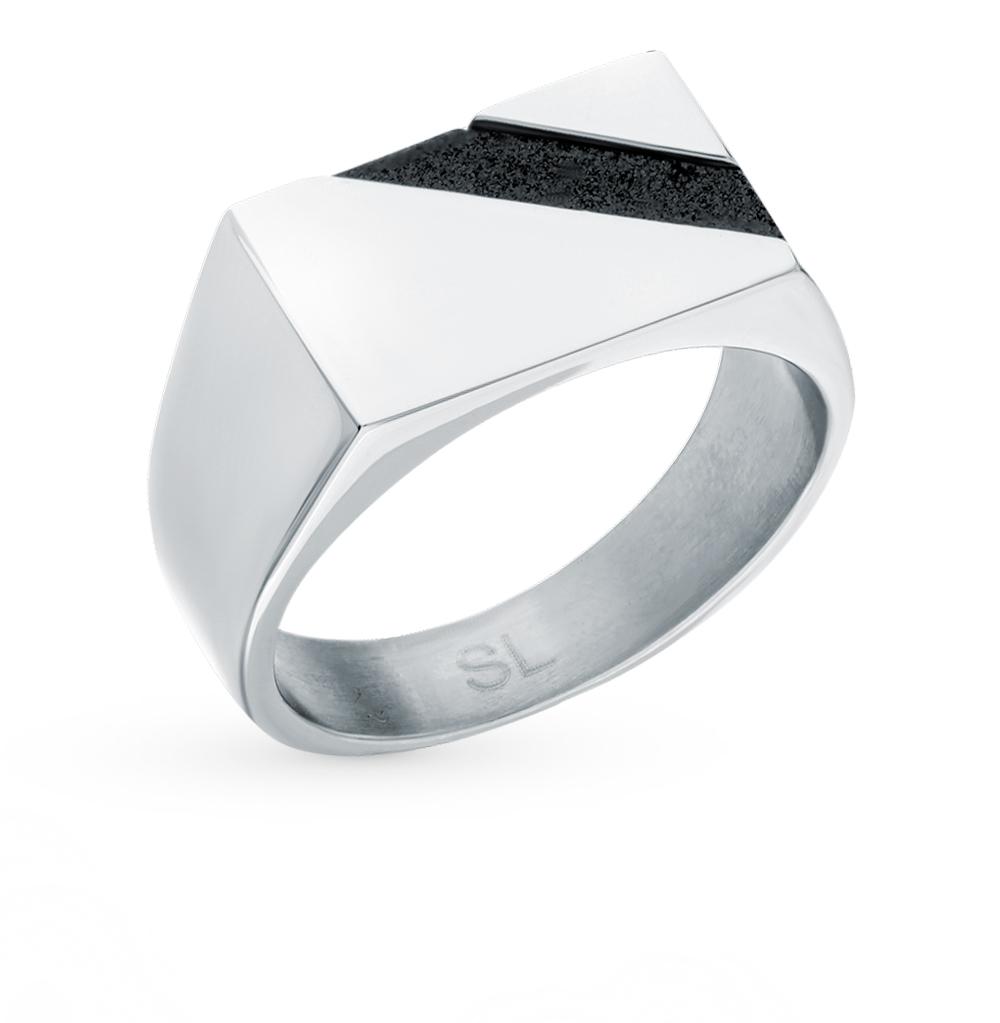 Фото «Стальное кольцо со сталью»