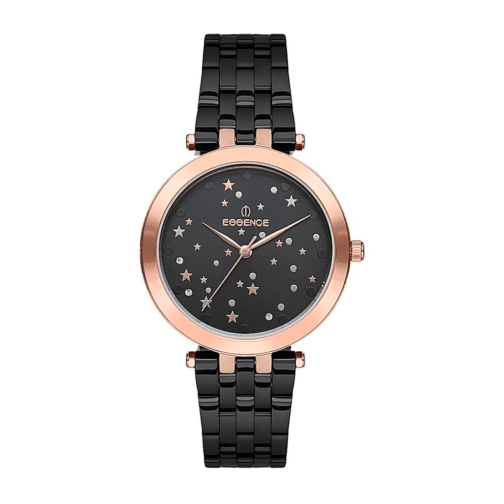 Женские  кварцевые часы ES6499FE.060 на стальном браслете с минеральным стеклом в Екатеринбурге
