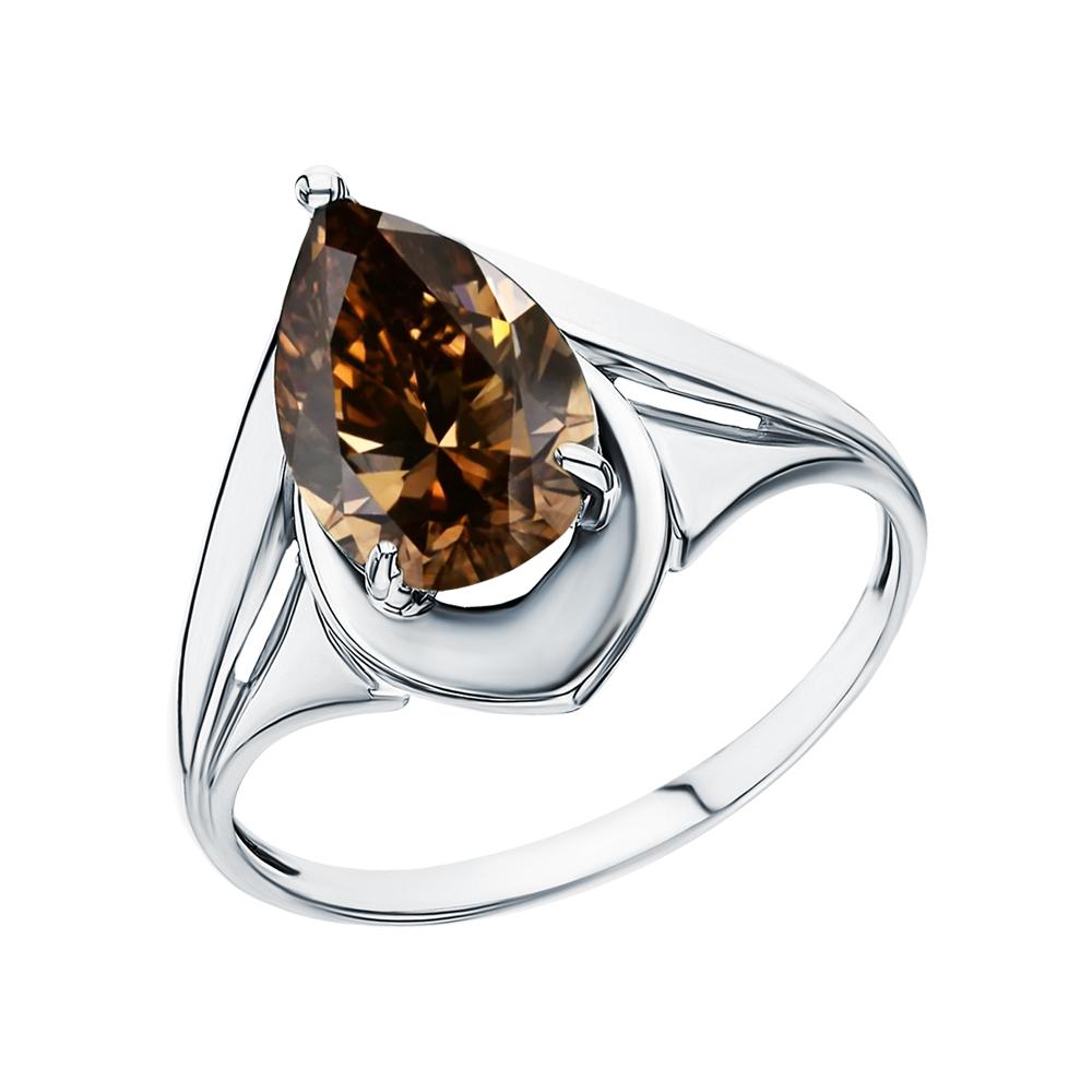 Фото «Серебряное кольцо с раухтопазами»