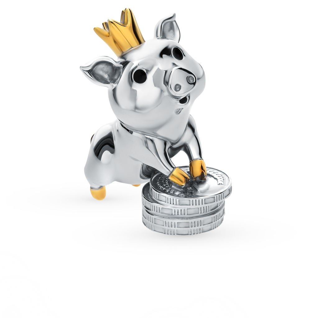 серебряные сувениры SOKOLOV 94250043