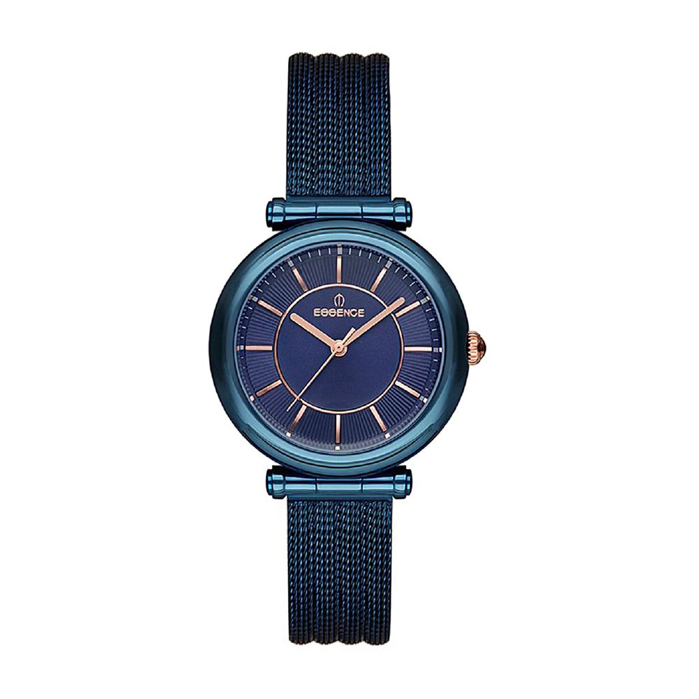 Женские  кварцевые часы ES6513FE.490 на стальном браслете с минеральным стеклом в Екатеринбурге
