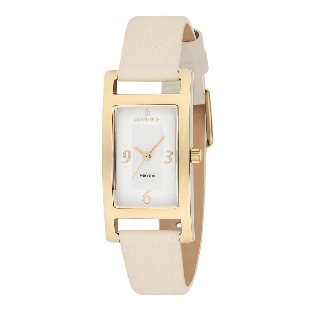 Фото «Женские часы D915.129 на кожаном ремешке с минеральным стеклом»
