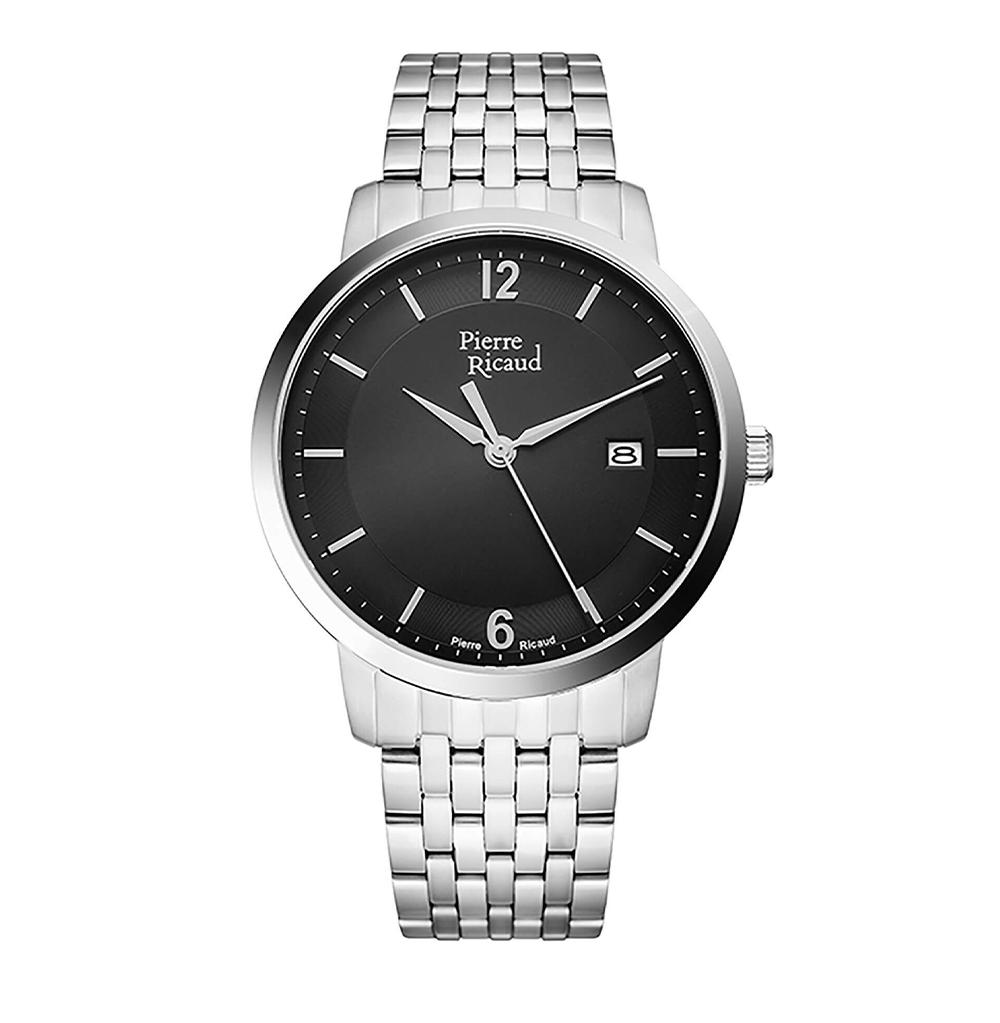 Фото «Мужские кварцевые часы P97247.5154Q на стальном браслете с сапфировым стеклом»