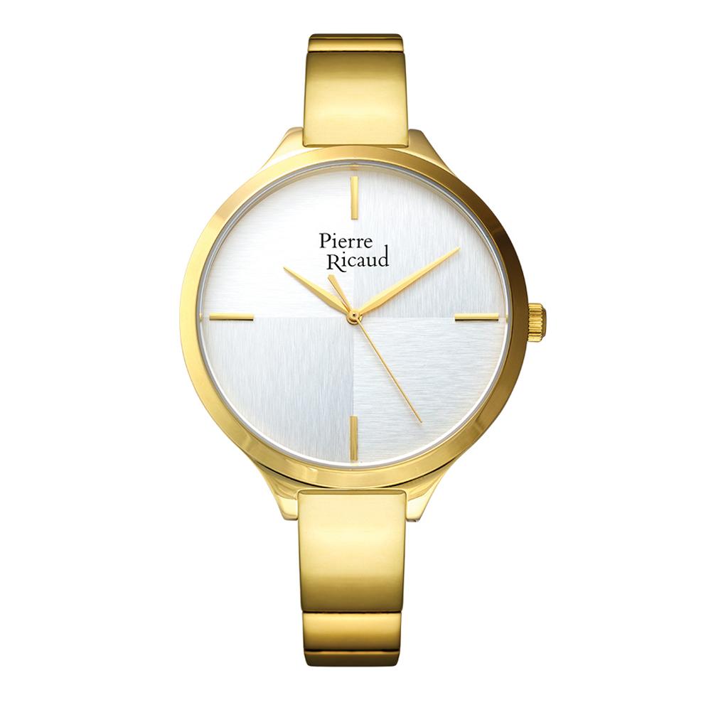 Женские часы P22012.1113Q на стальном браслете с PVD покрытием с минеральным стеклом