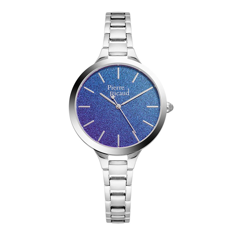 Женские часы P22047.5115Q на стальном браслете с минеральным стеклом