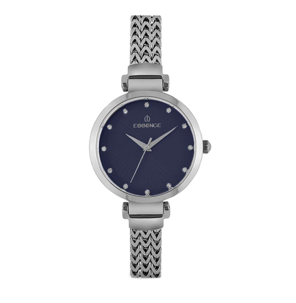 Фото «Женские часы ES6524FE.390 на стальном браслете с минеральным стеклом»
