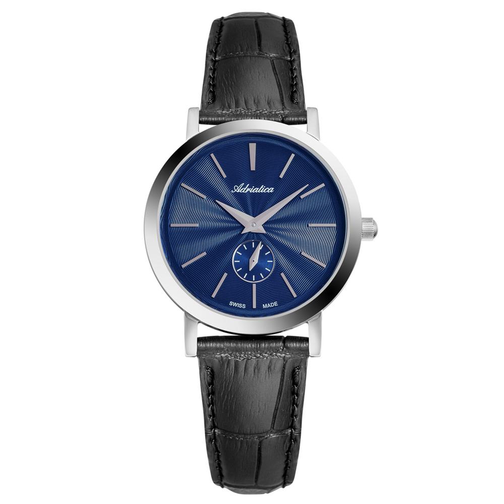 Фото «Женские часы A2113.5215Q на кожаном ремешке с минеральным стеклом»