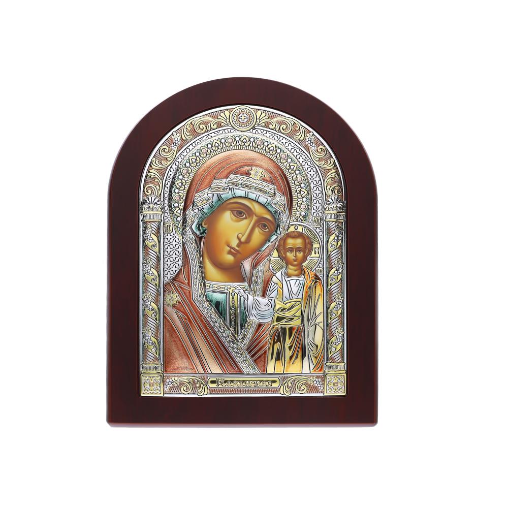 Серебряная икона в Санкт-Петербурге