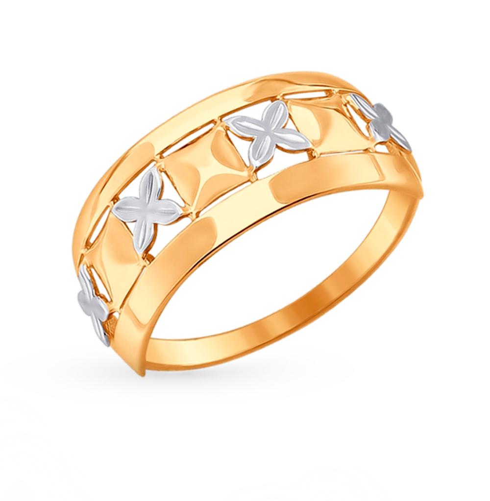 Фото «Золотое кольцо SOKOLOV 017631*»
