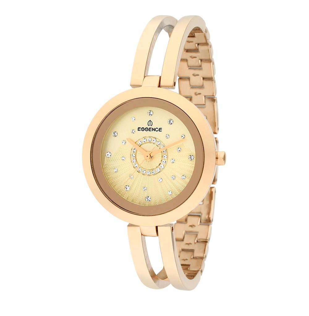 Женские часы D904.110 на стальном браслете с PVD покрытием с минеральным стеклом в Санкт-Петербурге