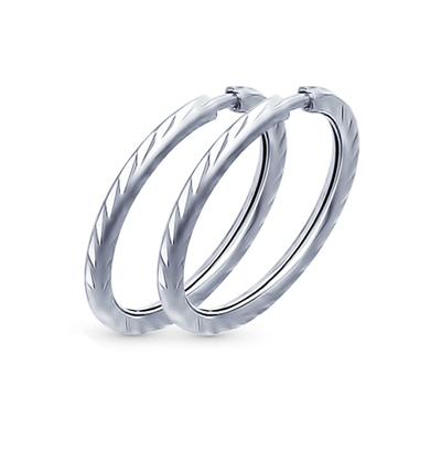 серебряные серьги SOKOLOV 94140069