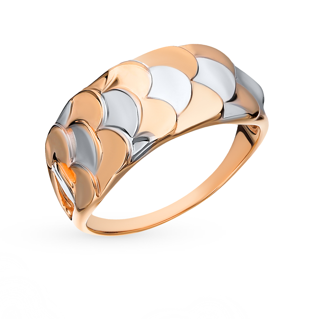 золотое кольцо SOKOLOV 017664*