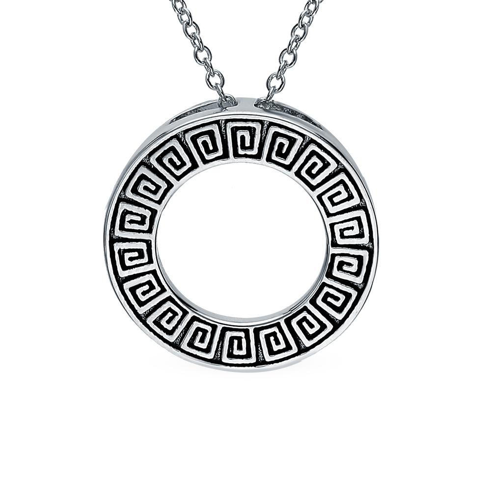 Серебряное шейное украшение с эмалью в Екатеринбурге