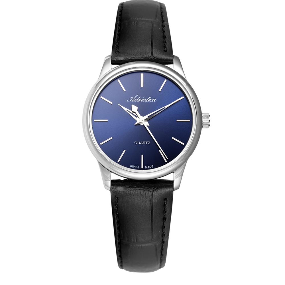 Фото «Женские часы A3042.5215Q на кожаном ремешке с минеральным стеклом»