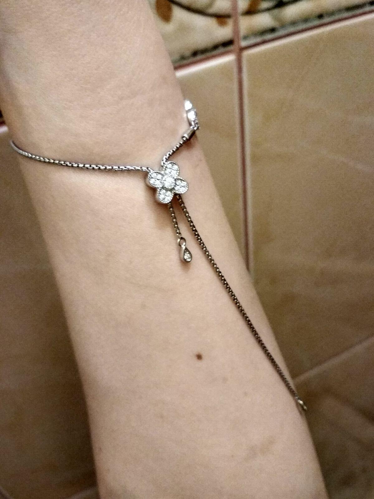Изящный и удобный браслет