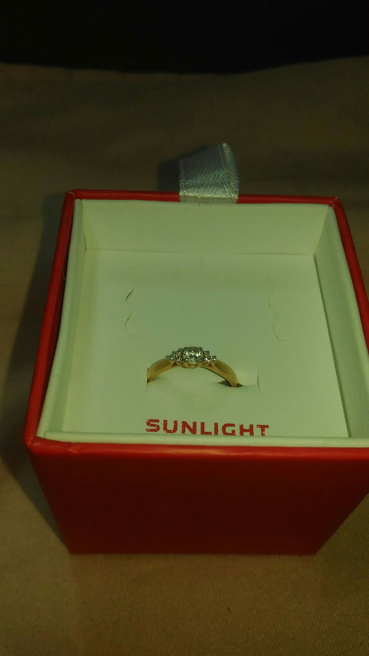 Прекрасное кольцо за хорошую сумму