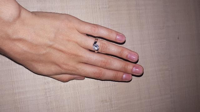 Серебряное кольцо,Рекомендую.