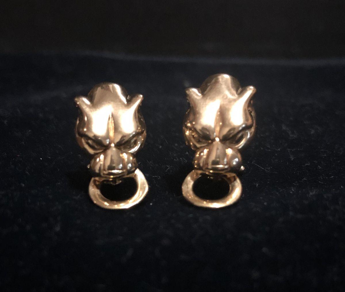 Золотые пантеры - символ силы и неустрашимости