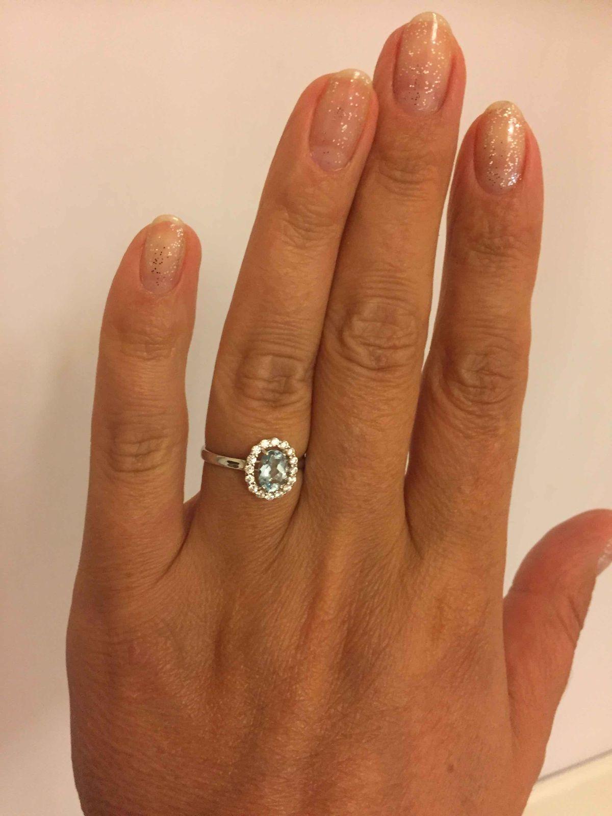 Элегантное и женственное кольцо