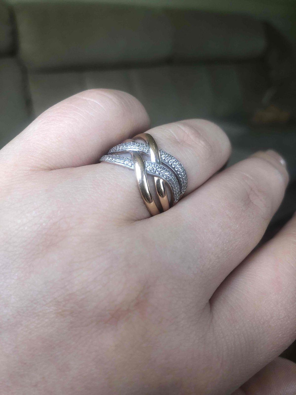Кольцо просто чудесное!😍😍😍