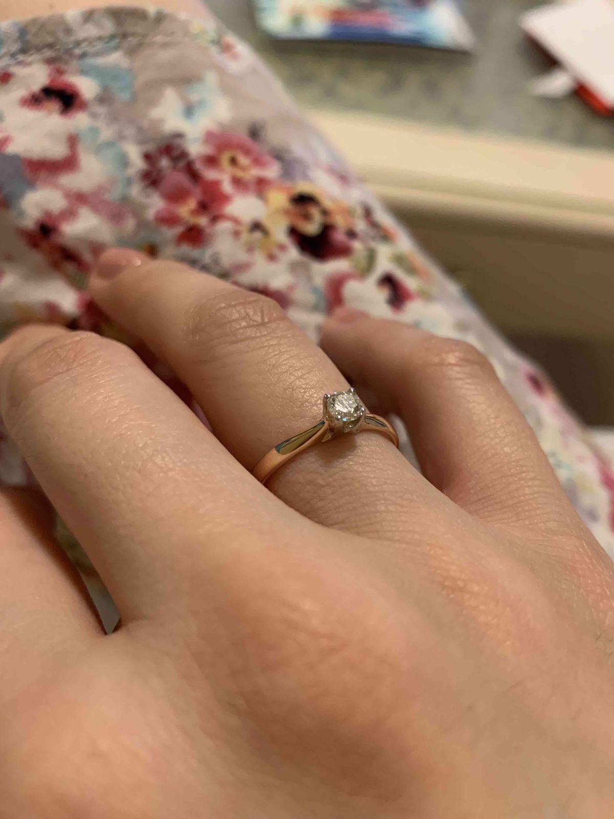 Для помолвки идеально