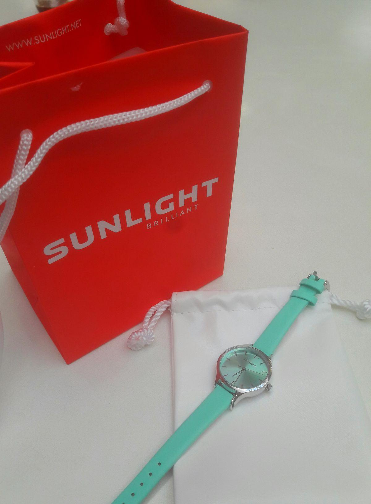 Мой подарок от SUNLIGHT