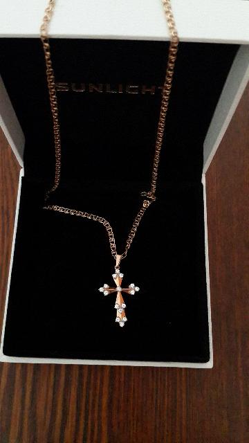 Чудесный крестик!