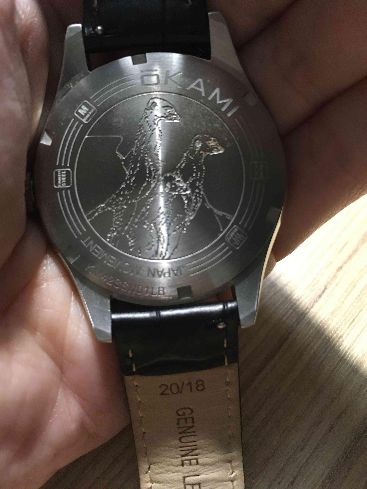 Часы в подарок мужу!