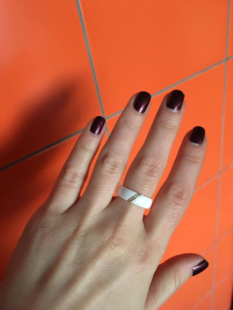 Всегда актуальное  кольцо