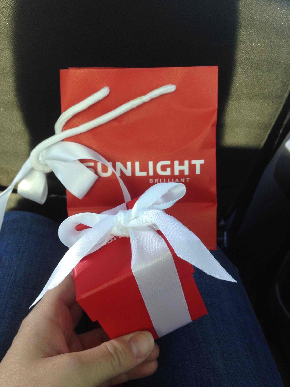 Красивая упаковка!!