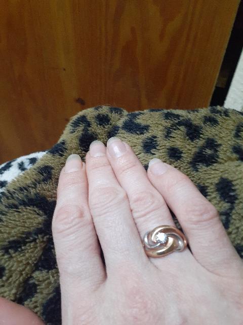Кольцо прелесть.